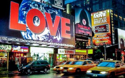 Resoniert mit Euch die globale Liebe?